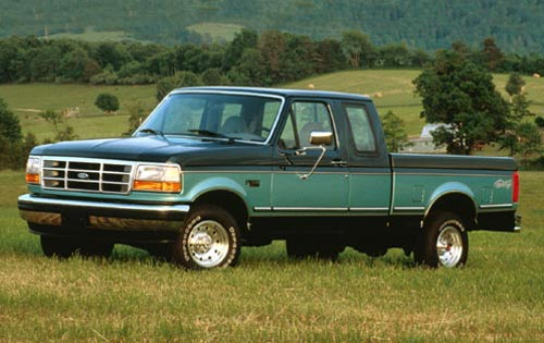 Ford Explorer 4.9 1995 photo - 4