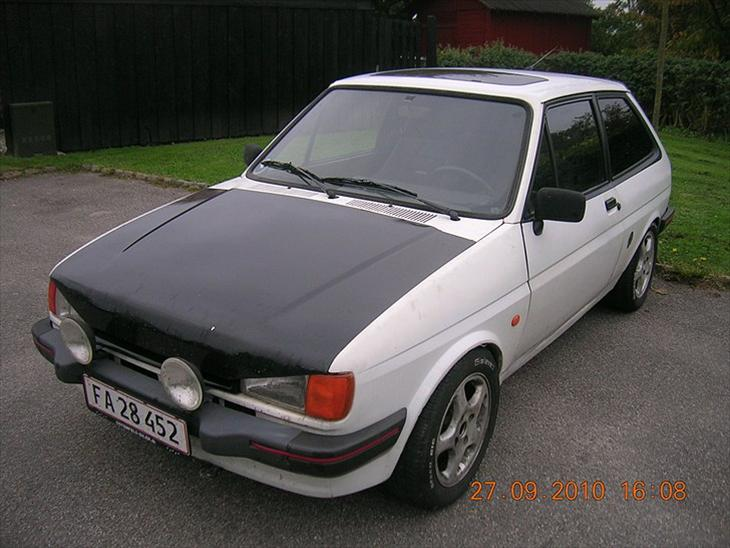 Ford Fiesta 1.0 1985 photo - 7