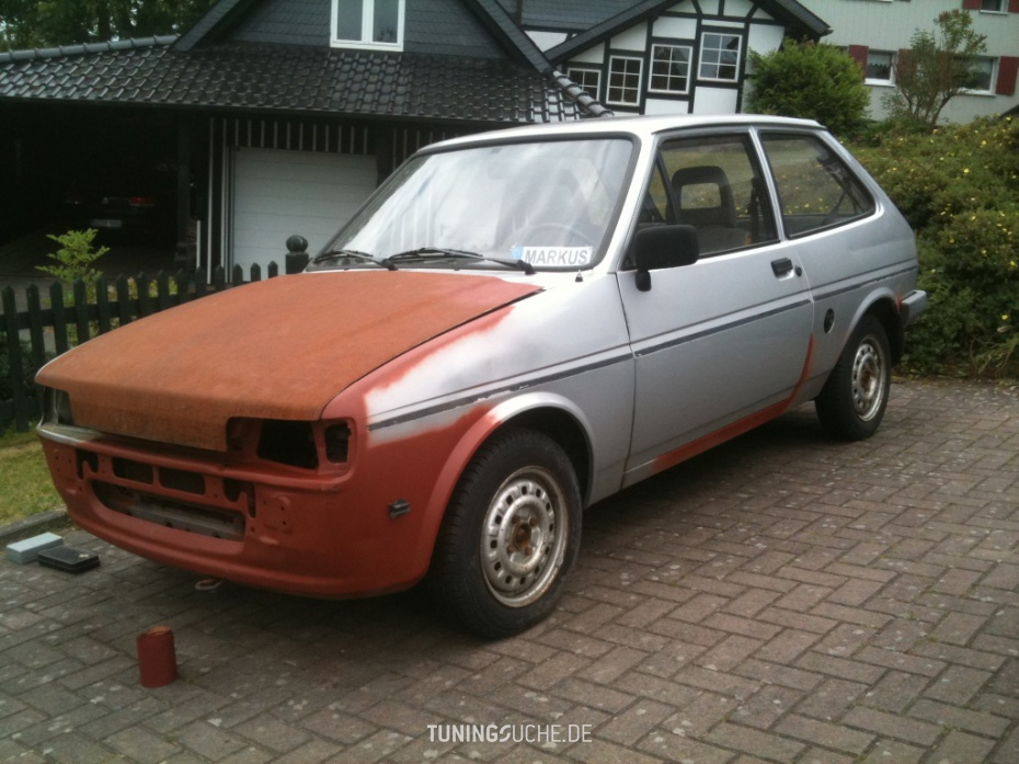 Ford Fiesta 1.0 1988 photo - 3