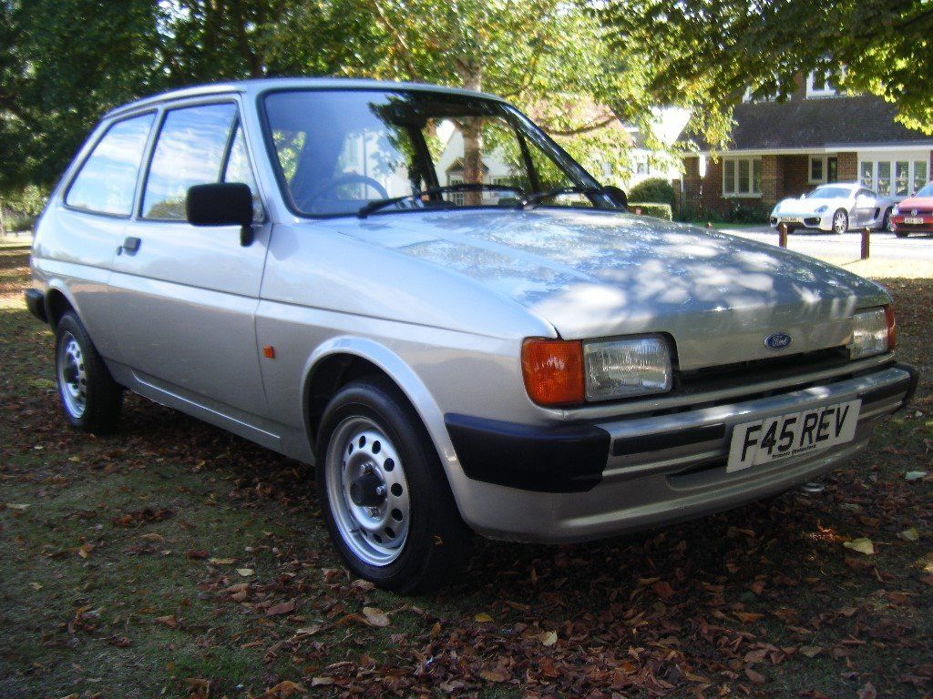 Ford Fiesta 1.0 1989 photo - 5