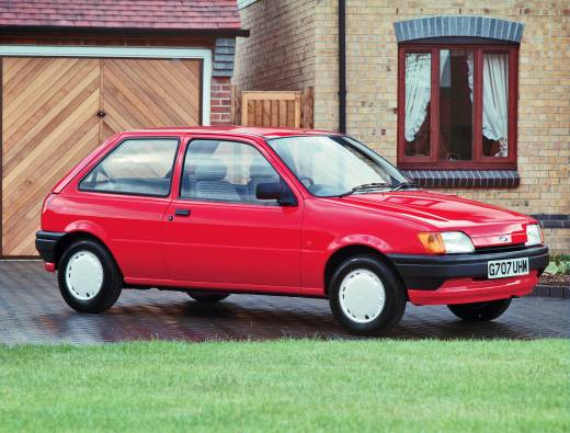 Ford Fiesta 1.0 1989 photo - 6