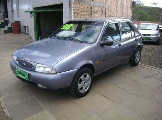 Ford Fiesta 1.0 1998 photo - 8