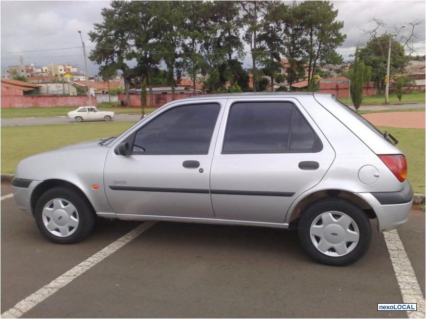 Ford Fiesta 1.0 2000 photo - 9