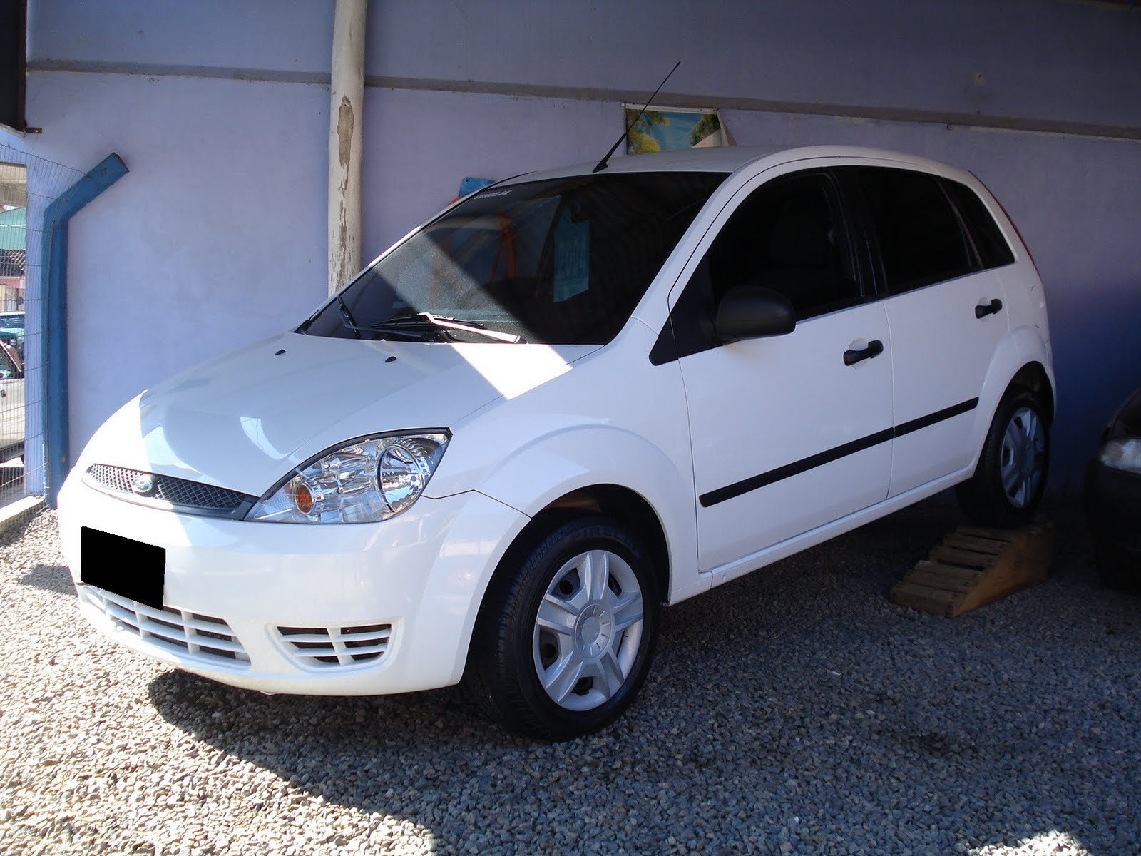 Ford Fiesta 1.0 2004 photo - 7