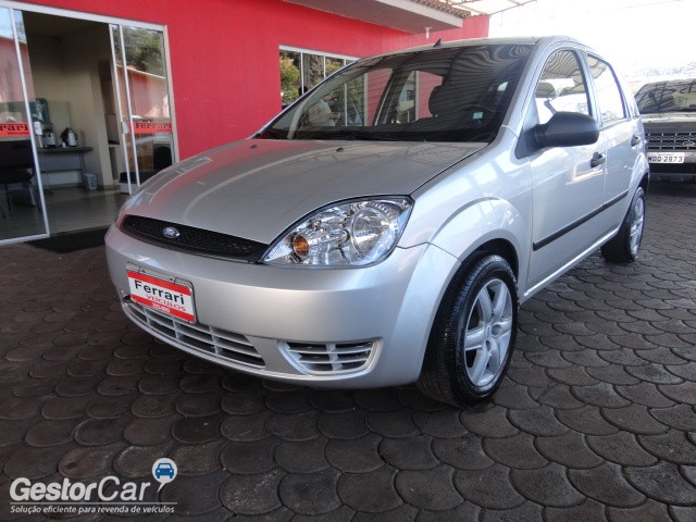 Ford Fiesta 1.0 2004 photo - 8