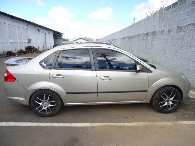 Ford Fiesta 1.0 2005 photo - 1