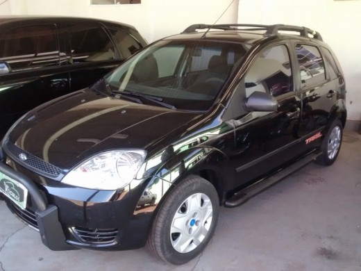 Ford Fiesta 1.0 2006 photo - 1