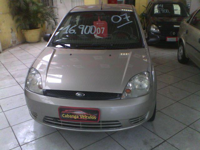 Ford Fiesta 1.0 2007 photo - 1