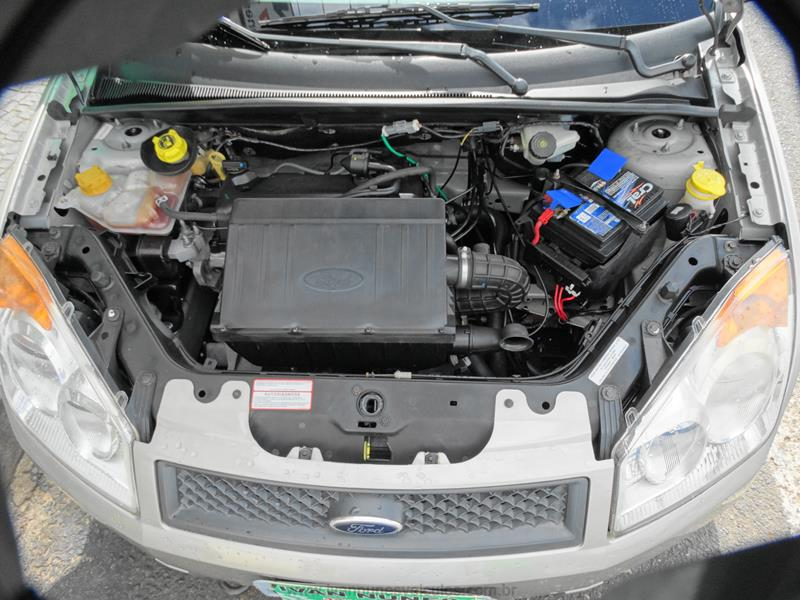Ford Fiesta 1.0 2007 photo - 3