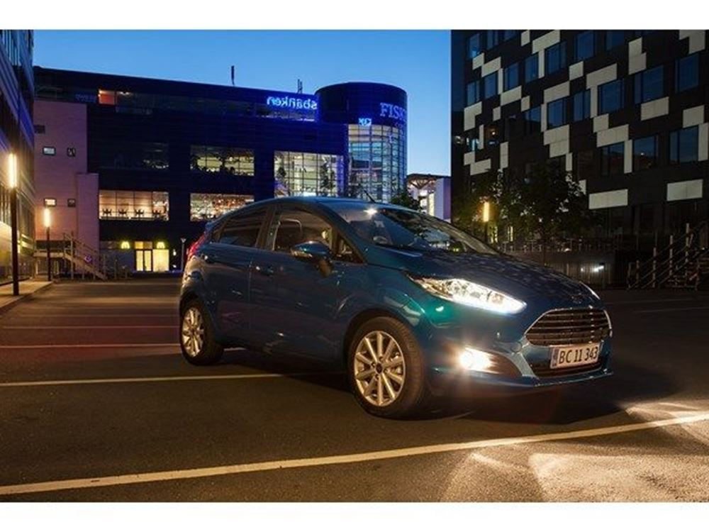 Ford Fiesta 1.0 2007 photo - 4