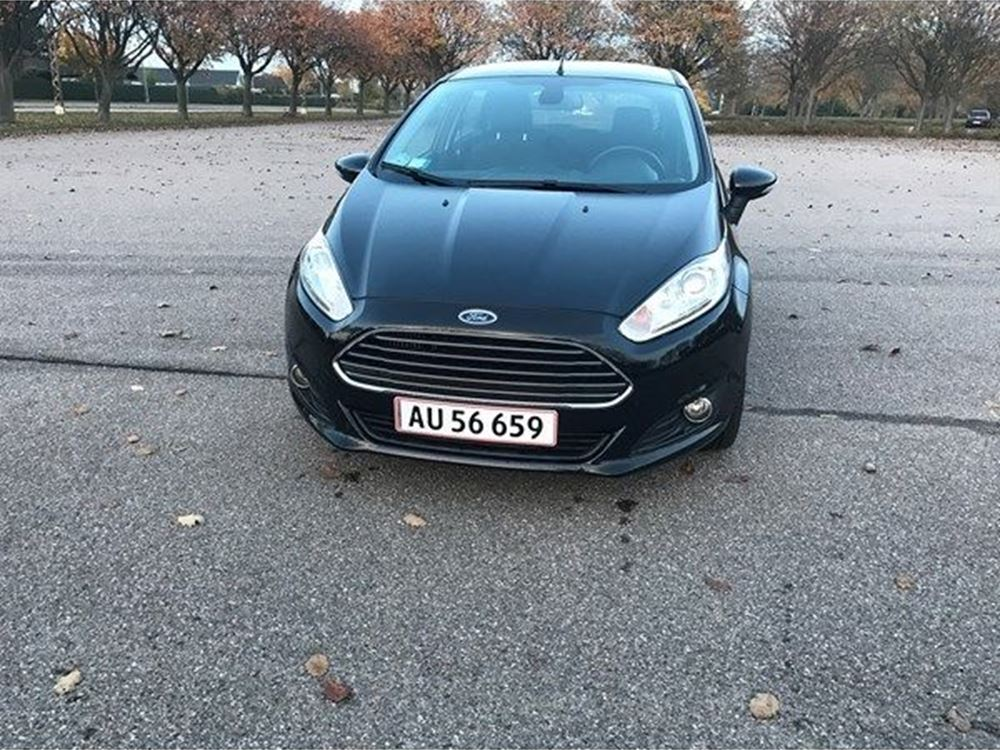 Ford Fiesta 1.0 2007 photo - 8