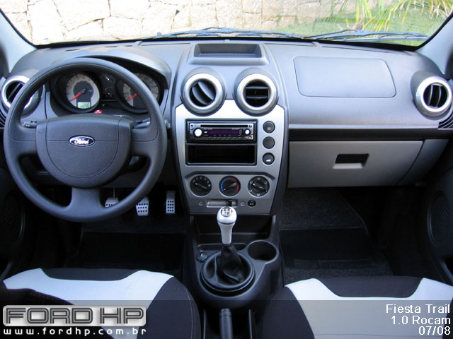Ford Fiesta 1.0 2008 photo - 3