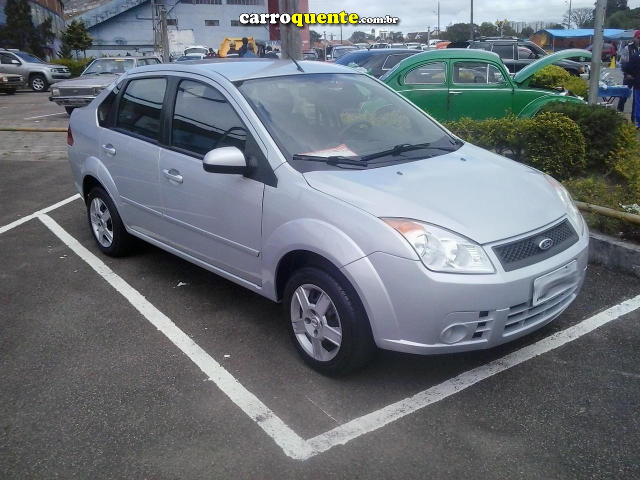 Ford Fiesta 1.0 2008 photo - 7