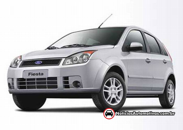 Ford Fiesta 1.0 2010 photo - 5
