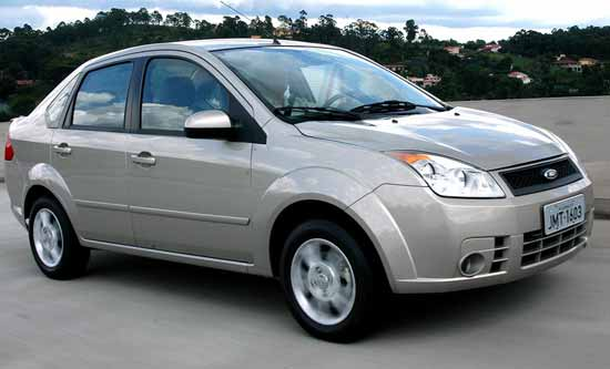 Ford Fiesta 1.0 2010 photo - 6
