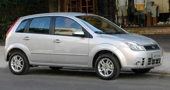 Ford Fiesta 1.0 2010 photo - 9