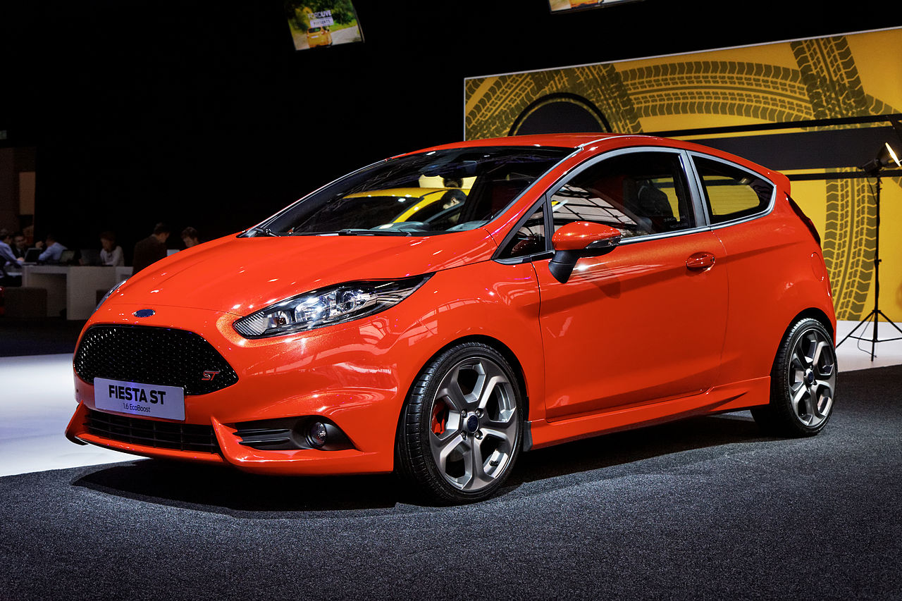 Ford Fiesta 1.0 2012 photo - 11