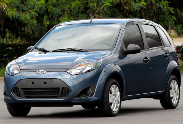 Ford Fiesta 1.0 2012 photo - 4