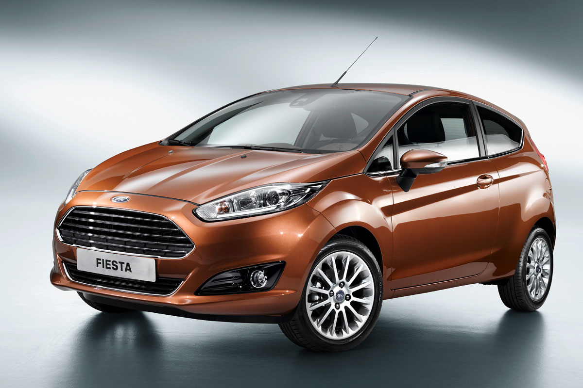 Ford Fiesta 1.0 2012 photo - 9