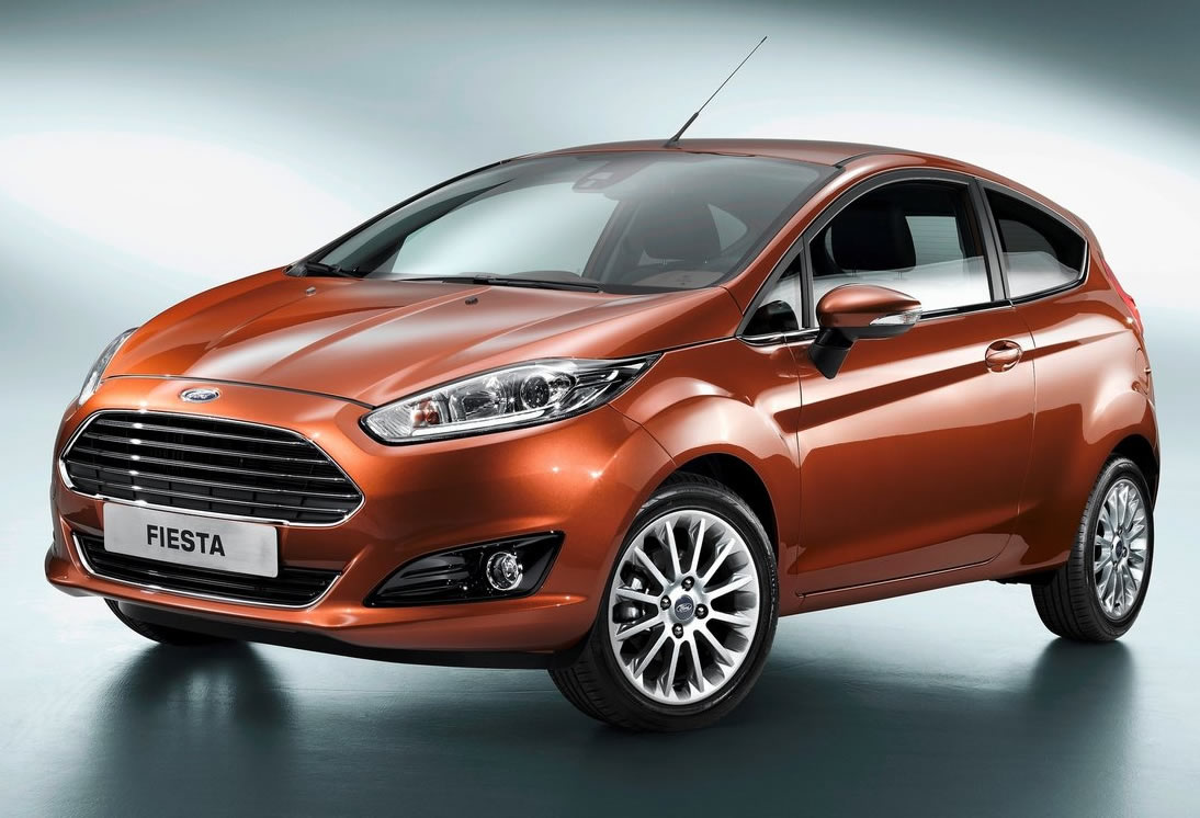 Ford Fiesta 1.0 2013 photo - 1