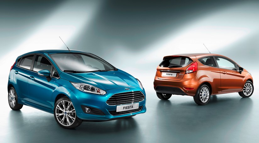 Ford Fiesta 1.0 2013 photo - 2