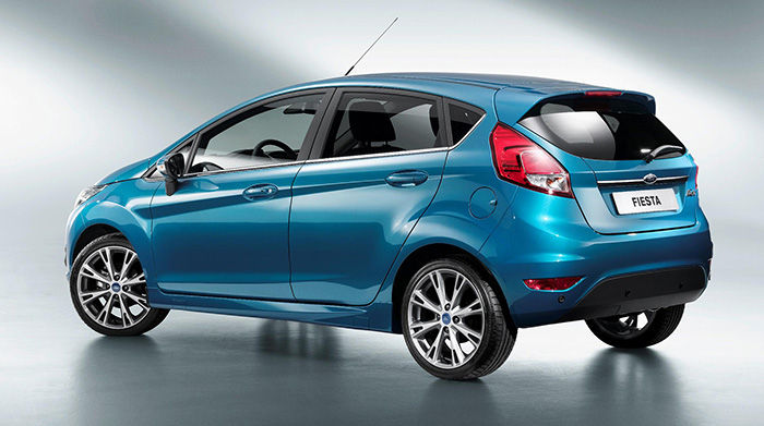 Ford Fiesta 1.0 2013 photo - 3