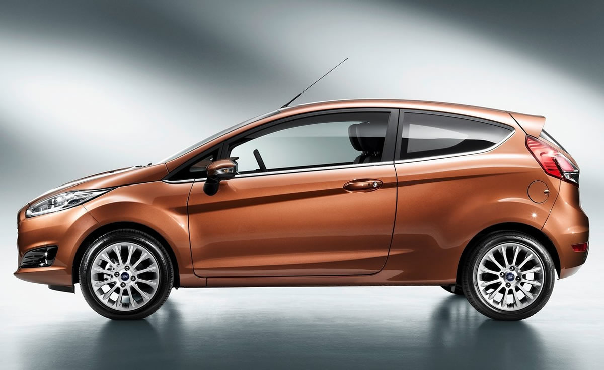 Ford Fiesta 1.0 2013 photo - 4