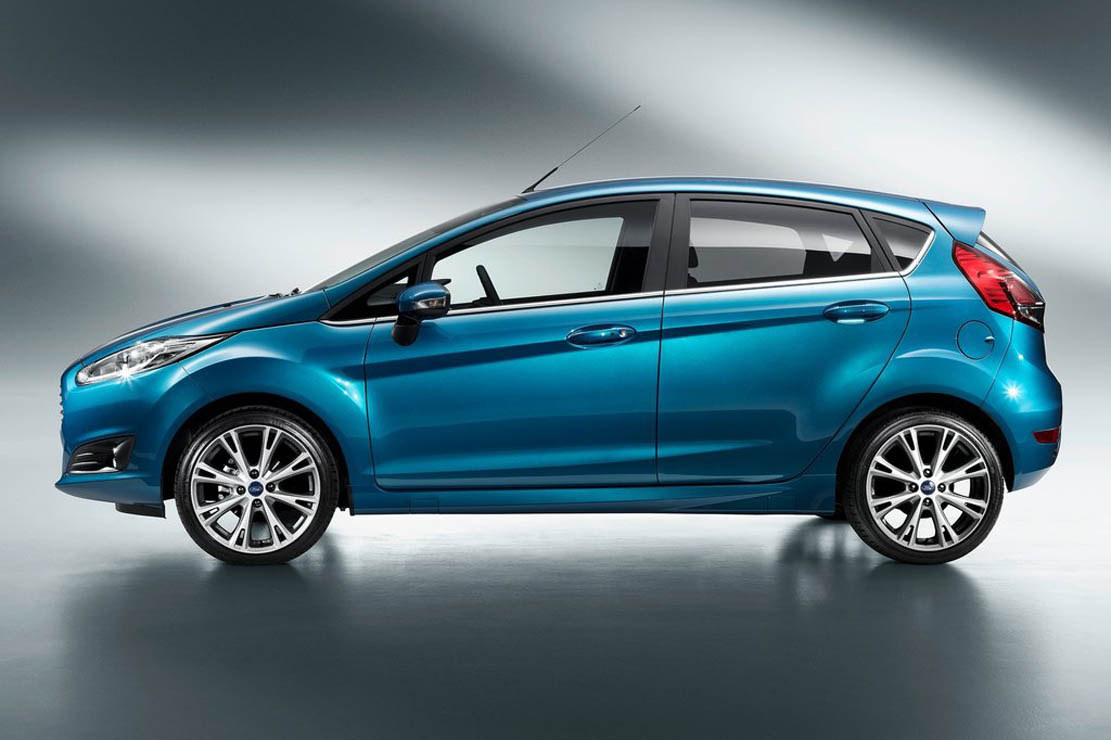Ford Fiesta 1.0 2013 photo - 5