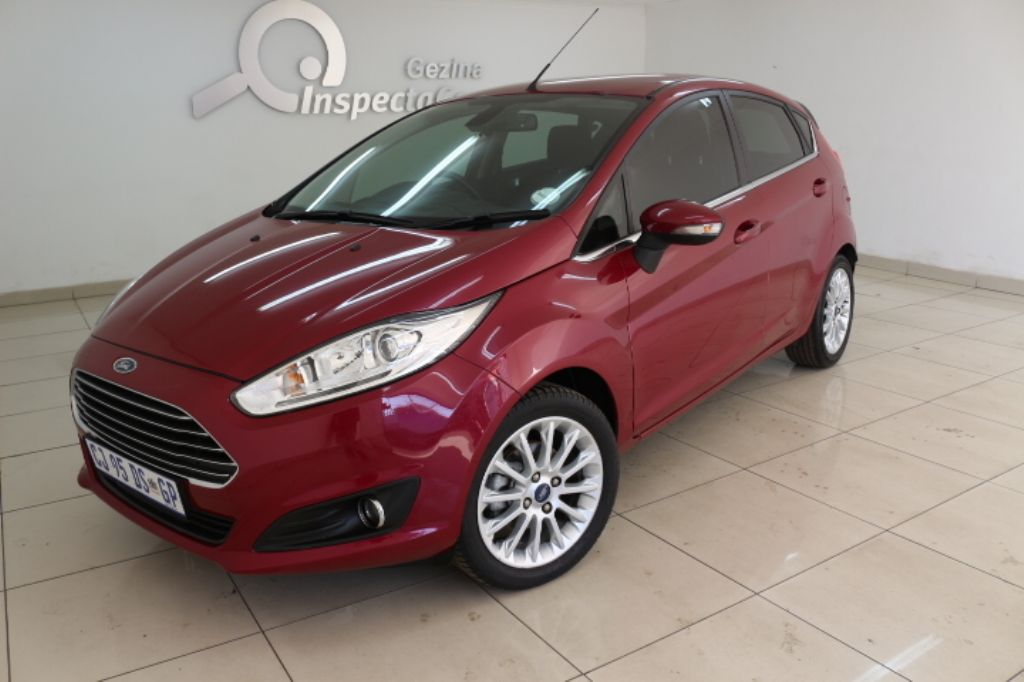 Ford Fiesta 1.0 2013 photo - 6