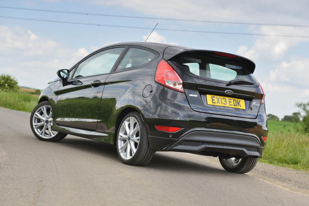 Ford Fiesta 1.0 2013 photo - 7