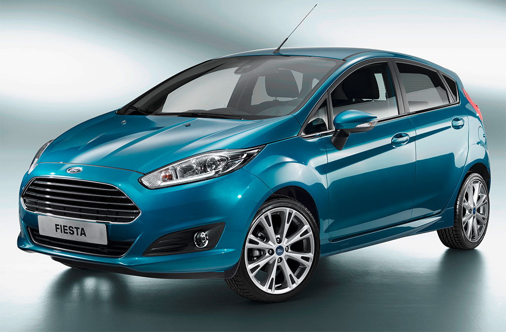 Ford Fiesta 1.0 2013 photo - 8