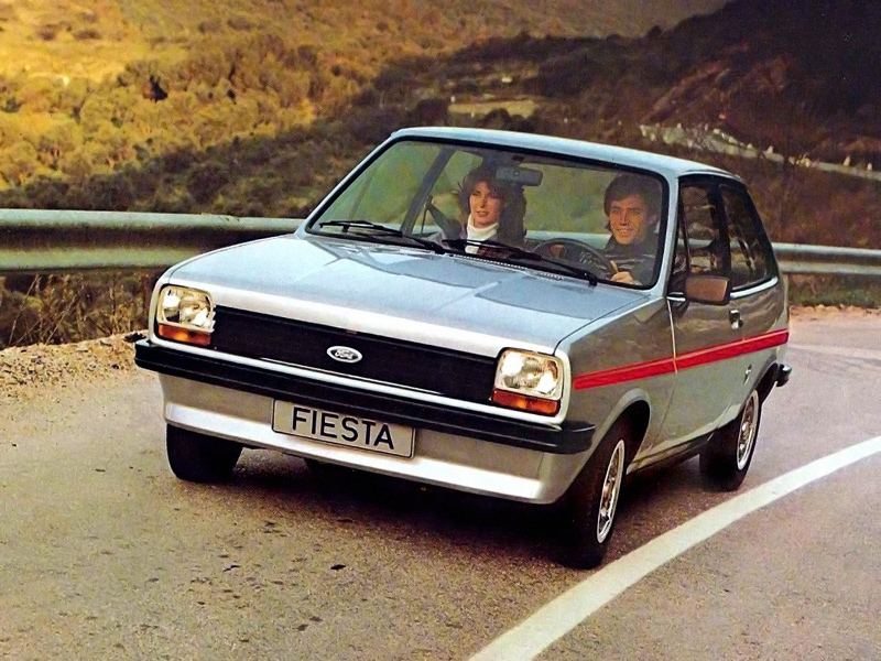 Ford Fiesta 1.1 1976 photo - 1