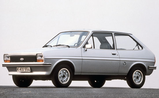Ford Fiesta 1.1 1976 photo - 11
