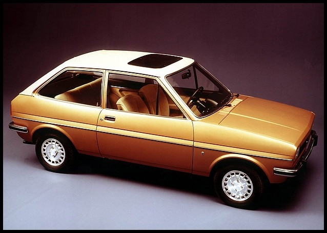 Ford Fiesta 1.1 1976 photo - 3