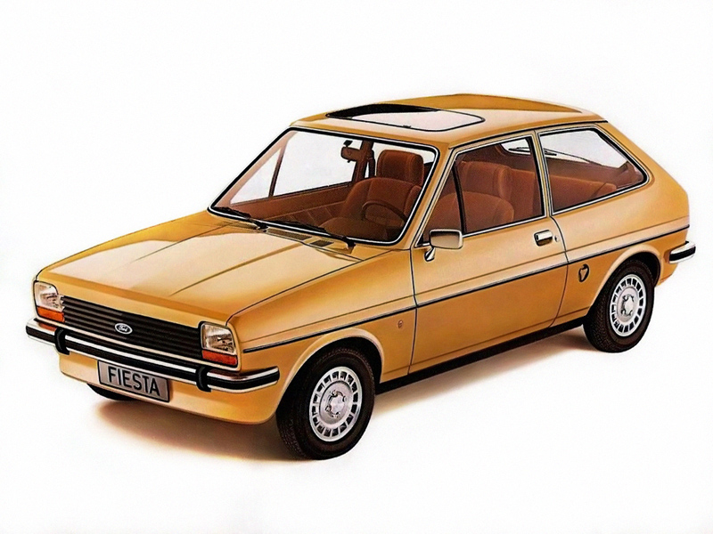 Ford Fiesta 1.1 1976 photo - 4