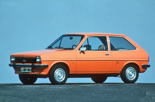 Ford Fiesta 1.1 1976 photo - 6