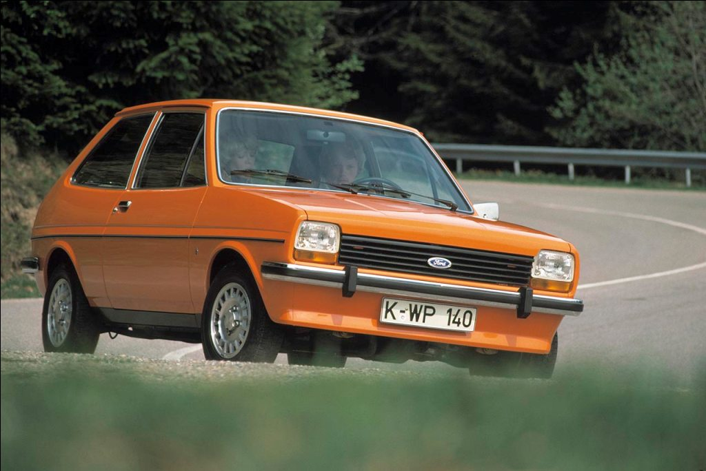 Ford Fiesta 1.1 1976 photo - 7