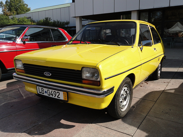 Ford Fiesta 1.1 1976 photo - 9