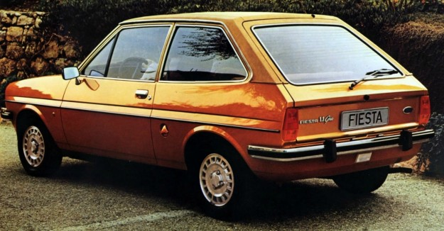 Ford Fiesta 1.1 1977 photo - 10
