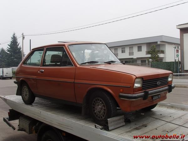 Ford Fiesta 1.1 1977 photo - 2