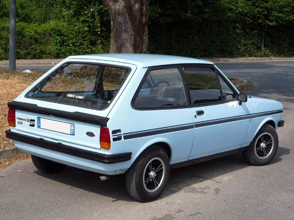 Ford Fiesta 1.1 1977 photo - 4