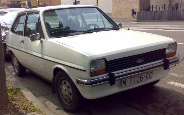 Ford Fiesta 1.1 1977 photo - 7
