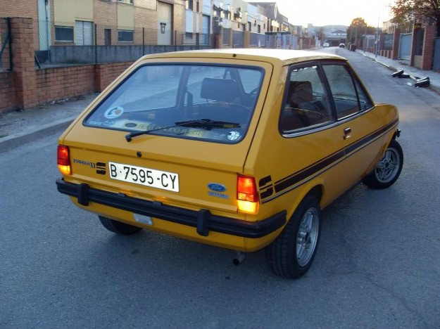 Ford Fiesta 1.1 1977 photo - 9