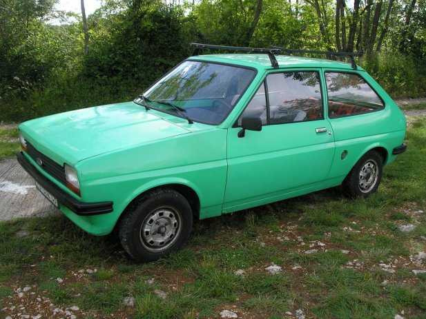 Ford Fiesta 1.1 1979 photo - 3