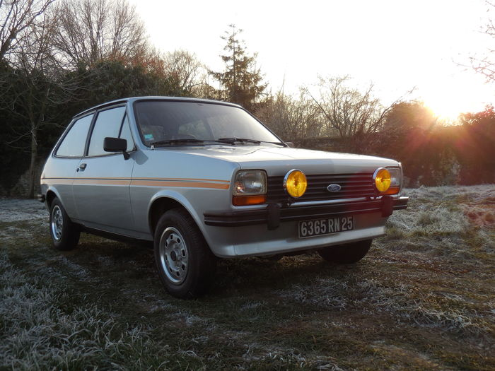 Ford Fiesta 1.1 1979 photo - 4