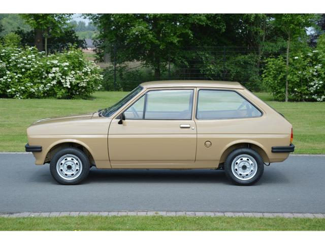 Ford Fiesta 1.1 1979 photo - 5