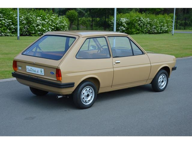 Ford Fiesta 1.1 1979 photo - 8