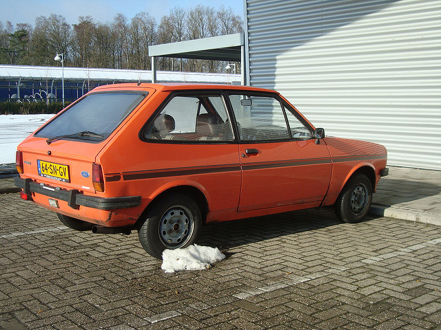 Ford Fiesta 1.1 1980 photo - 1