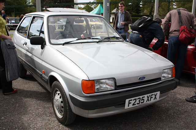 Ford Fiesta 1.1 1980 photo - 12