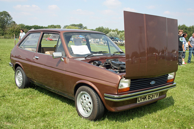Ford Fiesta 1.1 1980 photo - 2